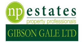 NP Estate agents Logo